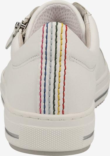 GABOR Sneakers laag in Wit 0vvLiwft