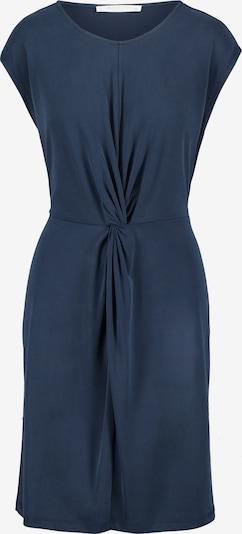 Betty & Co Jerseykleid ohne Arm in blau: Frontalansicht