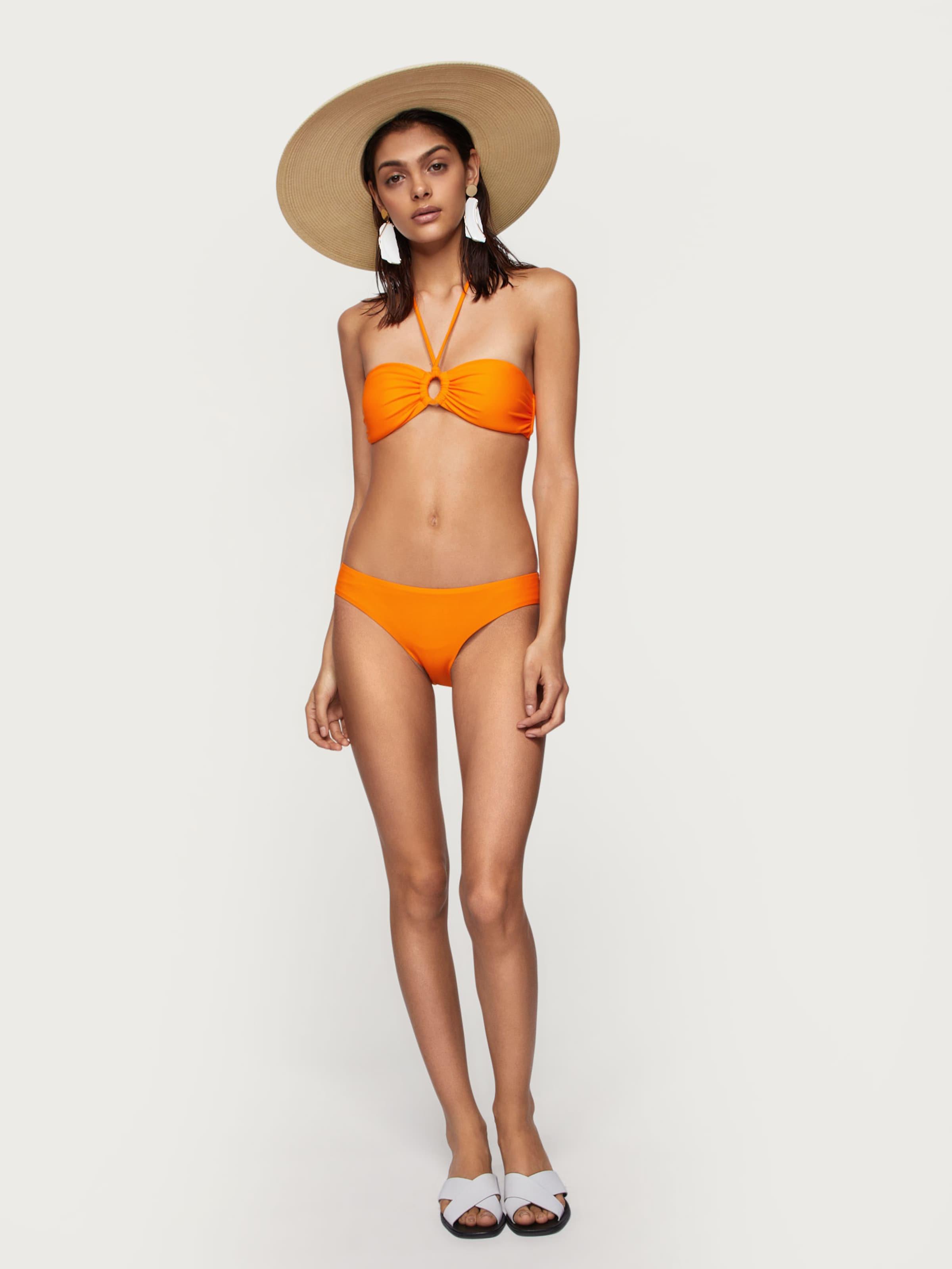 De 'hira' Bikini Orange Bas Edited En XTkuOPZi