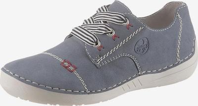 RIEKER Sneaker in taubenblau, Produktansicht