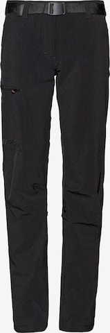 Maier Sports Outdoor Pants 'Lulaka' in Black