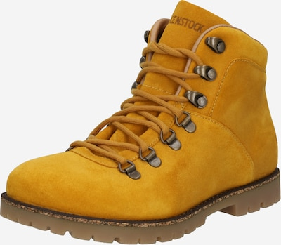 BIRKENSTOCK Lace-up boot 'Jackson' in mustard, Item view