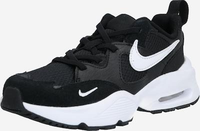 Nike Sportswear Schuh 'AIR MAX FUSION' in schwarz / weiß, Produktansicht