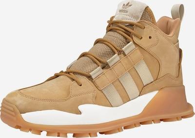 ADIDAS ORIGINALS Sneakers hoog in de kleur Sand / Lichtbeige / Wit, Productweergave