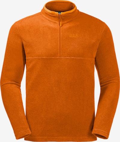 JACK WOLFSKIN Shirt 'Arco' in dunkelorange, Produktansicht
