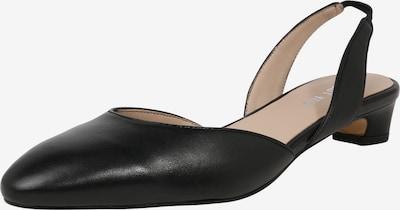 ABOUT YOU Augstpapēžu kurpes ar atvērtu papēža daļu 'Medina' melns, Preces skats
