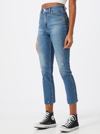 GAP Jeans 'CIGARETTE KADUNA' in blue denim, Modelansicht