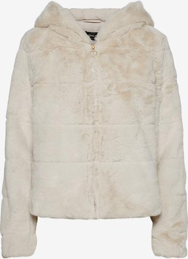 ONLY Jacke in beige / creme, Produktansicht