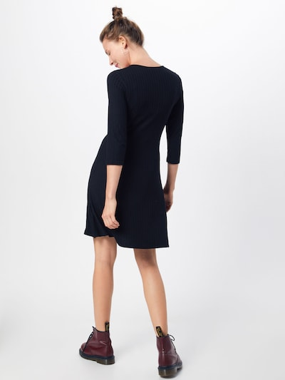 ABOUT YOU Obleka 'Ireen' | črna barva: Pogled od zadnje strani