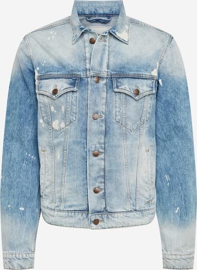 Pepe Jeans Přechodná bunda 'PINNER RANDOM' - modrá džínovina, Produkt