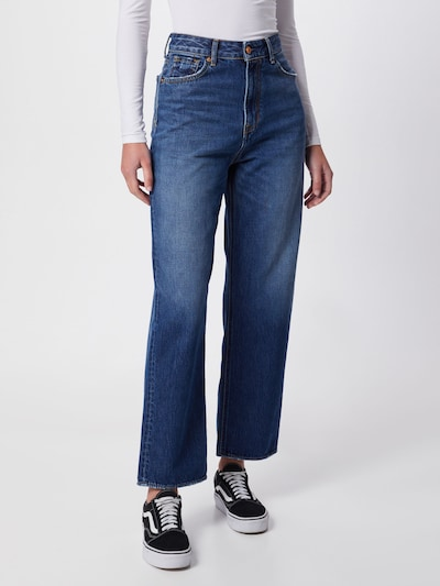 Kings Of Indigo Jeans 'ALICE' in blue denim, Modelansicht