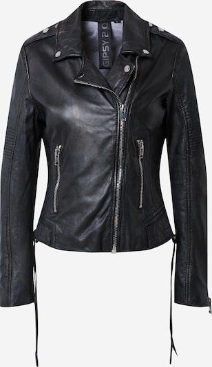 Gipsy Prehodna jakna 'G2GWona SF LAMEV' | črna barva, Prikaz izdelka