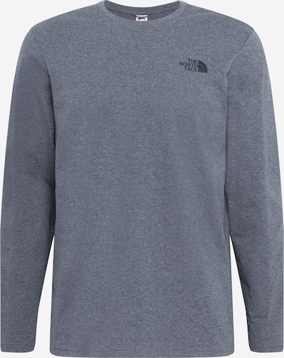 THE NORTH FACE Shirt 'Easy' in grau, Produktansicht