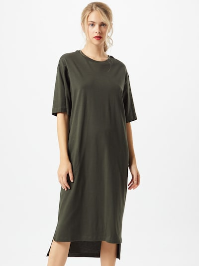 Laisva suknelė 'TDress' iš MAX&Co. , spalva - rusvai žalia, Modelio vaizdas