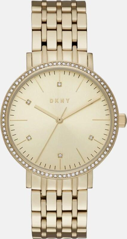 DKNY Quarzuhr 'MINETTA, NY2607'