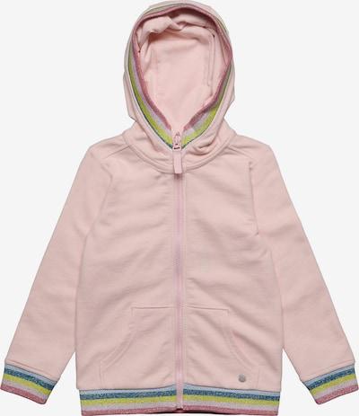 ESPRIT Sweatjacke in mischfarben / rosa, Produktansicht