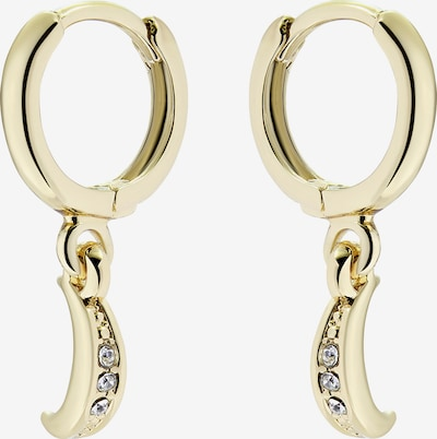 Ted Baker Ohrringe 'Crescent Moon Huggie' in gold, Produktansicht