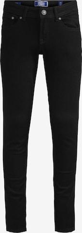 Jack & Jones Junior Jeans 'LIAM' in Black