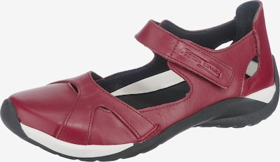 CAMEL ACTIVE Sandalen 'Moonlight 71' in feuerrot, Produktansicht