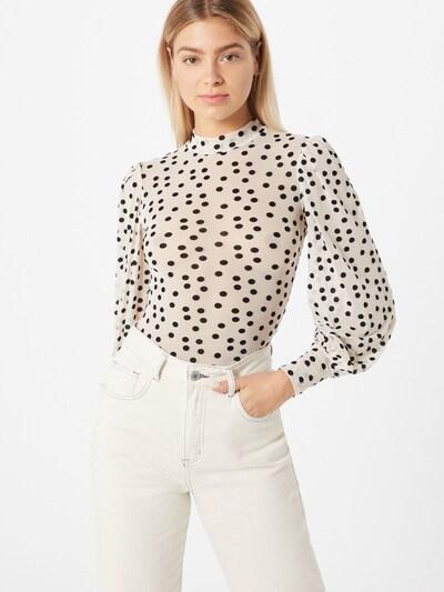 NEW LOOK Bluse in rosé / schwarz, Modelansicht