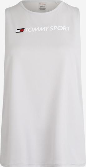 Tommy Sport Sporta tērpa augšdaļa balts, Preces skats