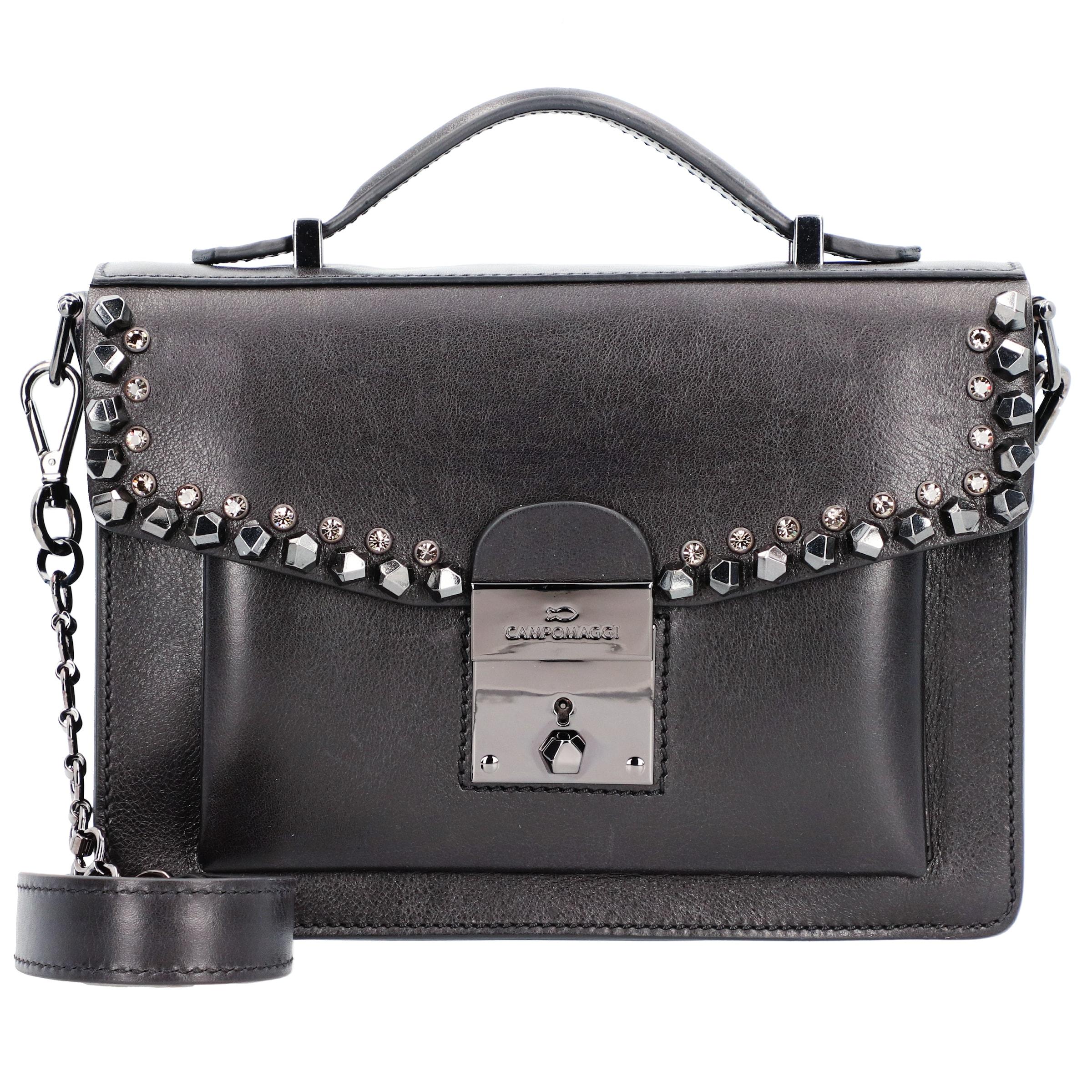Schwarz Handtasche Handtasche Campomaggi In Campomaggi xedCBorW