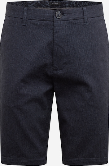 Matinique Shorts 'MApaton SH Structure' in navy, Produktansicht