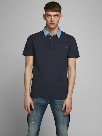 JACK & JONES Shirt in de kleur Blauw: Vooraanzicht