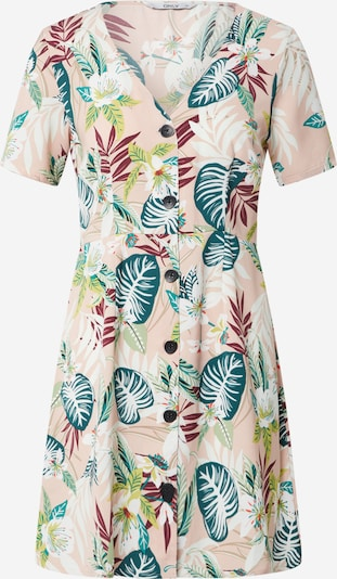 ONLY Kleid 'ONLLIZBETH' in mischfarben / rosa, Produktansicht