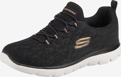 SKECHERS Sneaker 'Summits' in orange / schwarz, Produktansicht