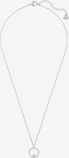 Swarovski Kette in silber / weiß, Produktansicht