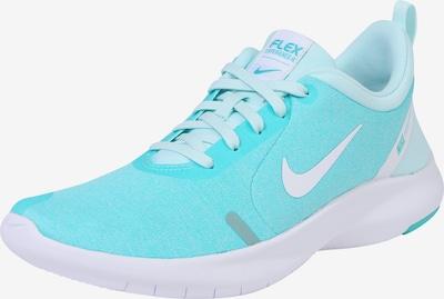 NIKE Sportschuh 'Nike Flex Experience RN 8' in türkis / weiß, Produktansicht