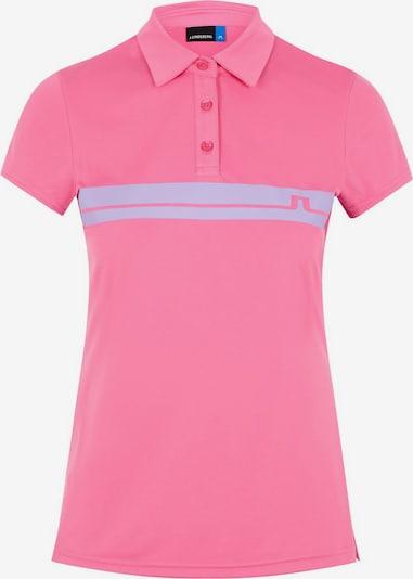 J.Lindeberg Poloshirt 'Orla' in pink, Produktansicht