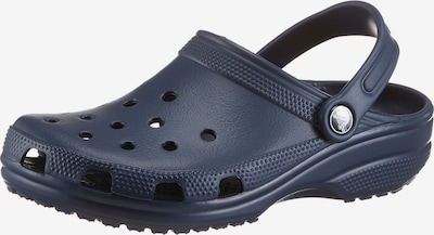 Crocs Sabots en bleu foncé, Vue avec produit