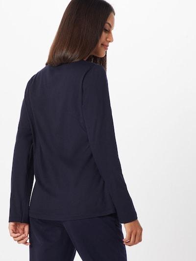 Pižaminiai marškinėliai 'Favourites Trend 1' iš CALIDA , spalva - tamsiai mėlyna: Vaizdas iš galinės pusės