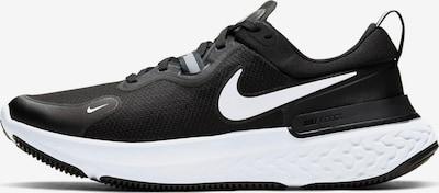 Bėgimo batai 'React Miller' iš NIKE , spalva - juoda / balta, Prekių apžvalga