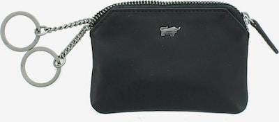 Braun Büffel Schlüsseletui 'Livorno' in schwarz, Produktansicht