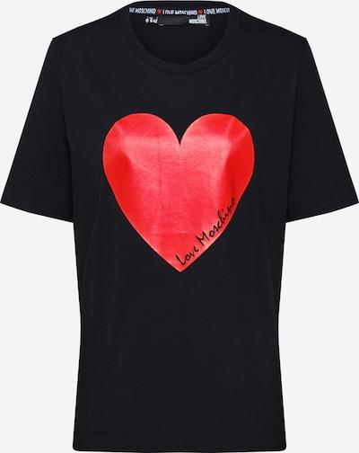 fekete Love Moschino Póló 'W4F15 2B M3876', Termék nézet