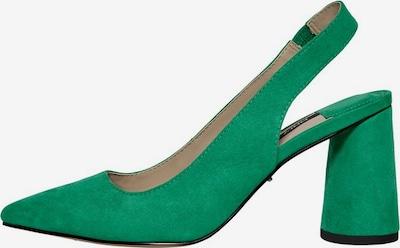 ONLY Pumps 'ONLPIXIE' in de kleur Groen, Productweergave