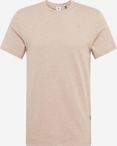 testszínű G-Star RAW Póló, Termék nézet