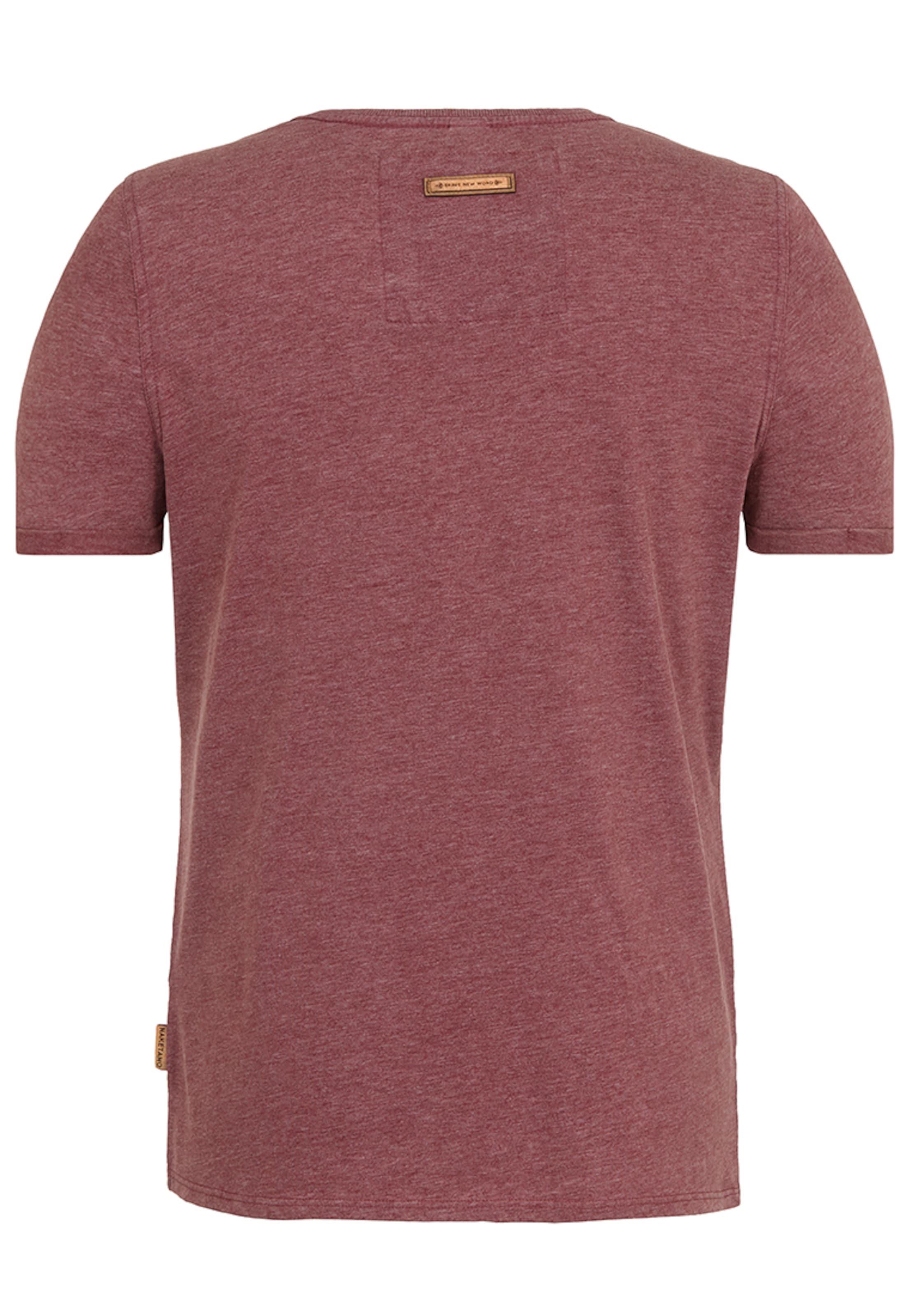 naketano T-Shirt 'Tambowskaya II'  Wie Viel Zu Verkaufen Authentische Online Kaufen Preis Spielraum rCowkcRI