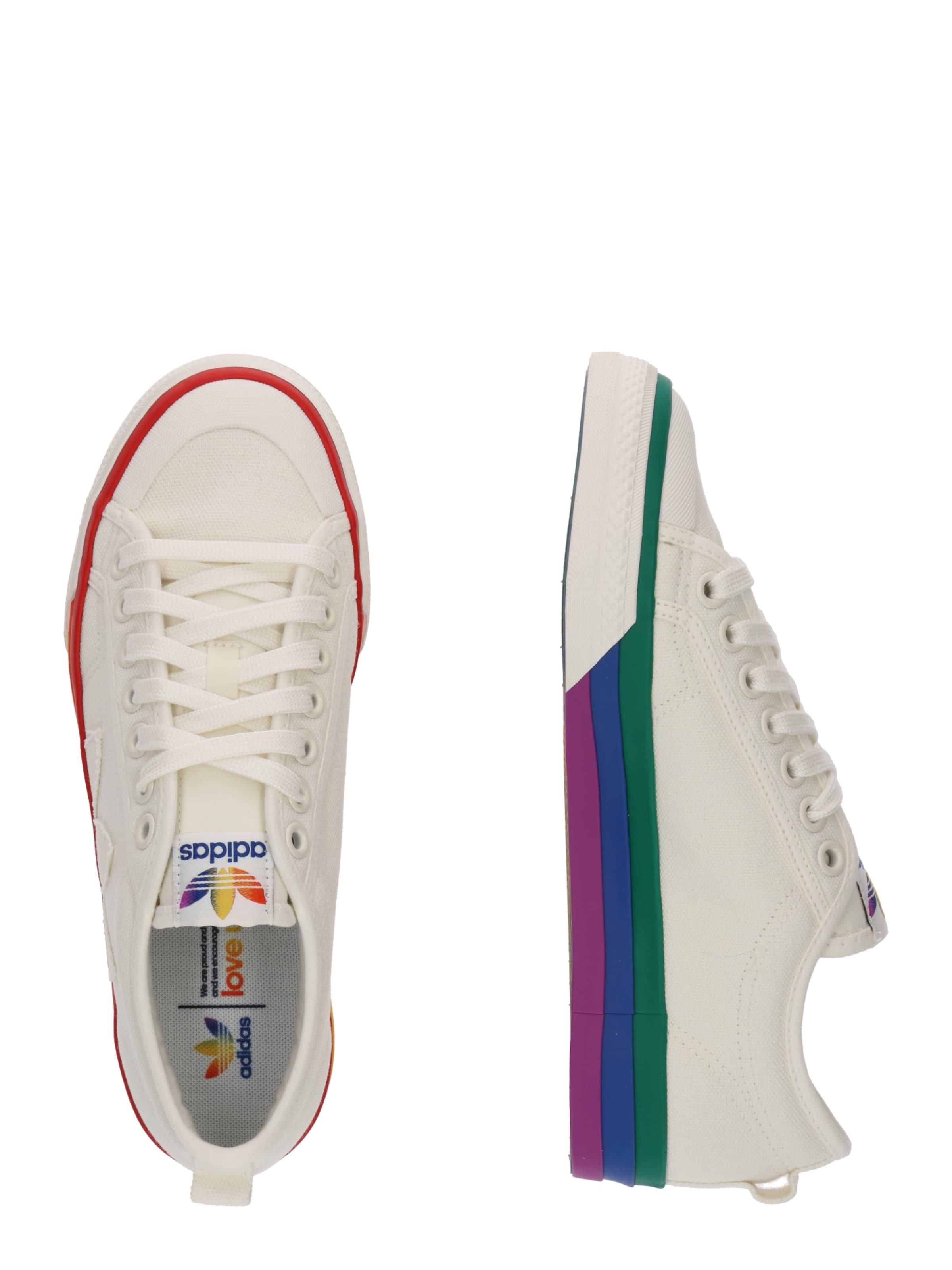 MischfarbenOffwhite Adidas Pride' In Originals Sneaker 'nizza Qrthsd