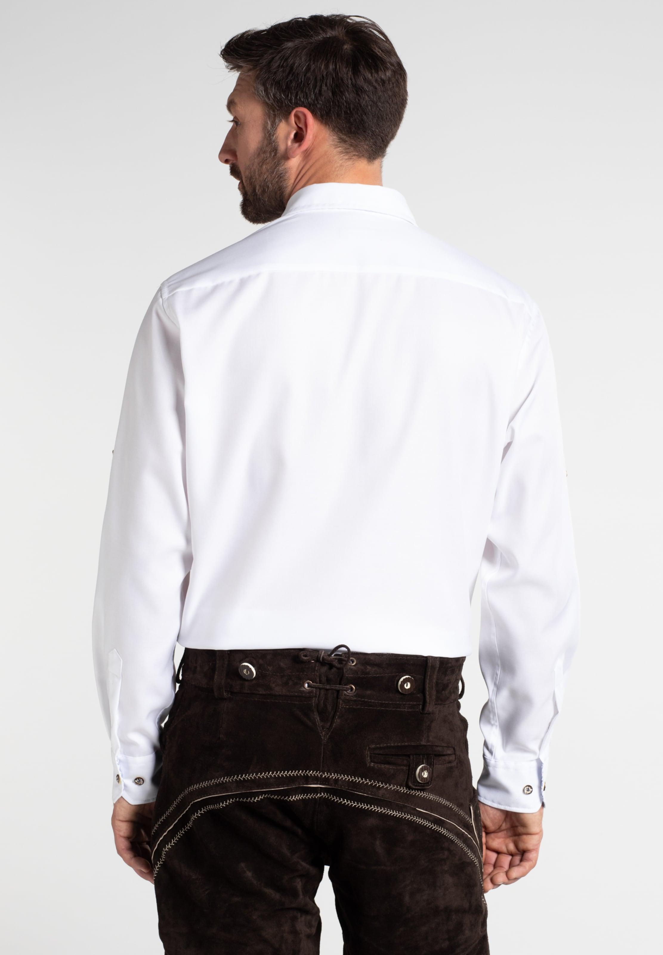 Eterna Weiß Hemd 'modern Langarm Fit' In IvYm6bf7gy
