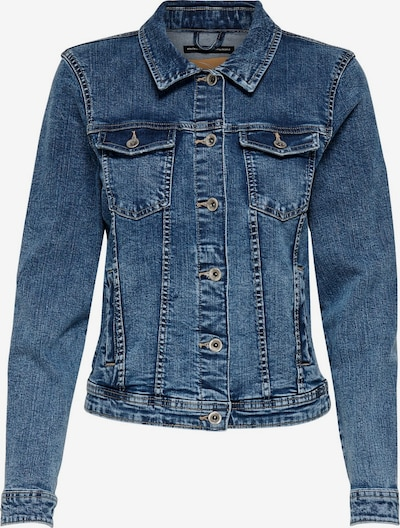 ONLY Jacke 'TIA' in blue denim, Produktansicht