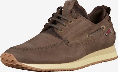 SEBAGO Sneaker in braun, Produktansicht