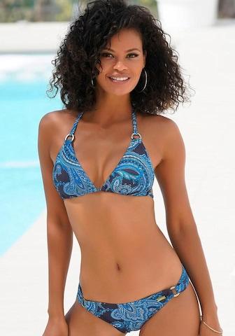 Pantaloncini per bikini 'Boho' di LASCANA in blu