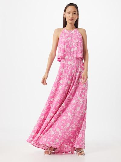 Pepe Jeans Společenské šaty 'Davinia' - pink / bílá, Model/ka