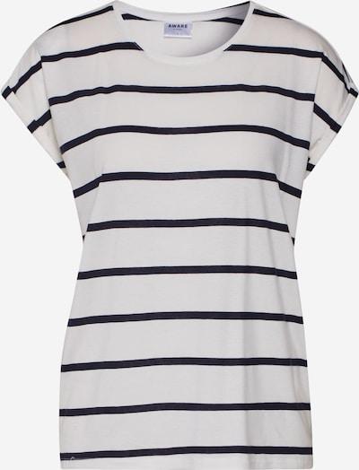 VERO MODA T Shirt in blau / weiß, Produktansicht