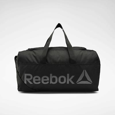 REEBOK Sporttasche in grau / schwarz, Produktansicht