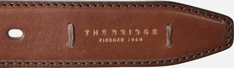 The Bridge Passpartout Uomo Gürtel Leder 113,5 cm